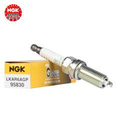 NGK火花塞 LKAR6AGP 95830适用号855