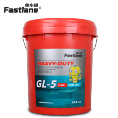 TY快車道齒輪油GL-5 85W-90 18L KC0700002