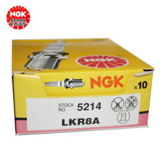 NGK火花塞 LKR8A 5214 适用号56
