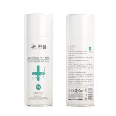 好順乙醇消毒液(75%酒精) 450ML