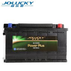 嘉乐驰(绿牌)58043 ,(80Ah)嘉乐驰绿牌蓄电池 嘉乐驰蓄电池 嘉乐驰电池 JL0100011