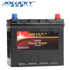 嘉樂馳(紅牌)55B24LS(粗)下固定 ,6-QW-45XLS(45Ah)嘉樂馳紅牌蓄電池 JL03000024