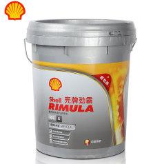 殼牌勁霸R4X CI-4 (15W-40)18L 殼牌機油 柴油機油 礦物質機油 QP0202005