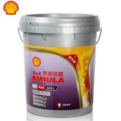 殼牌勁霸R4 PLUS柴油機油15W40 CI-4 18L 殼牌機油 QP0202035