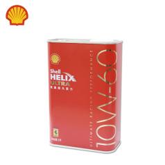 壳牌极速超凡喜力10W-60 SN 1L 全合成机油(标价为单瓶价格);12瓶/箱,请按箱订货
