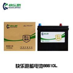 快乐跑汽车蓄电池 86610L (60Ah)