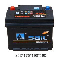 风帆蓄电池 EFB 60AH(L2-60)